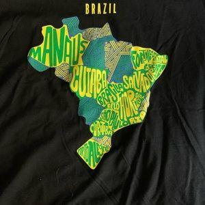 Adidas Brazil Host Cities T-shirt